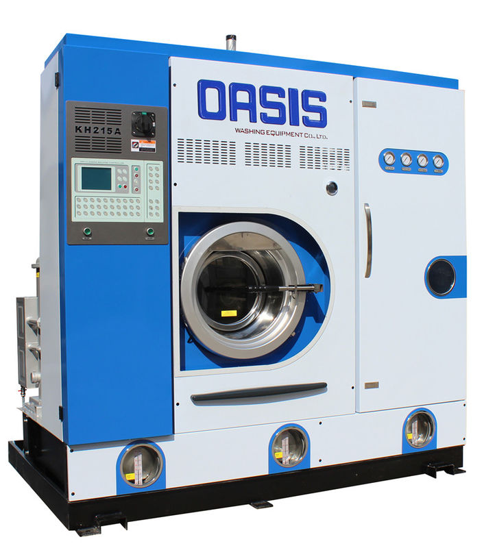 5th generation drycleaning machine