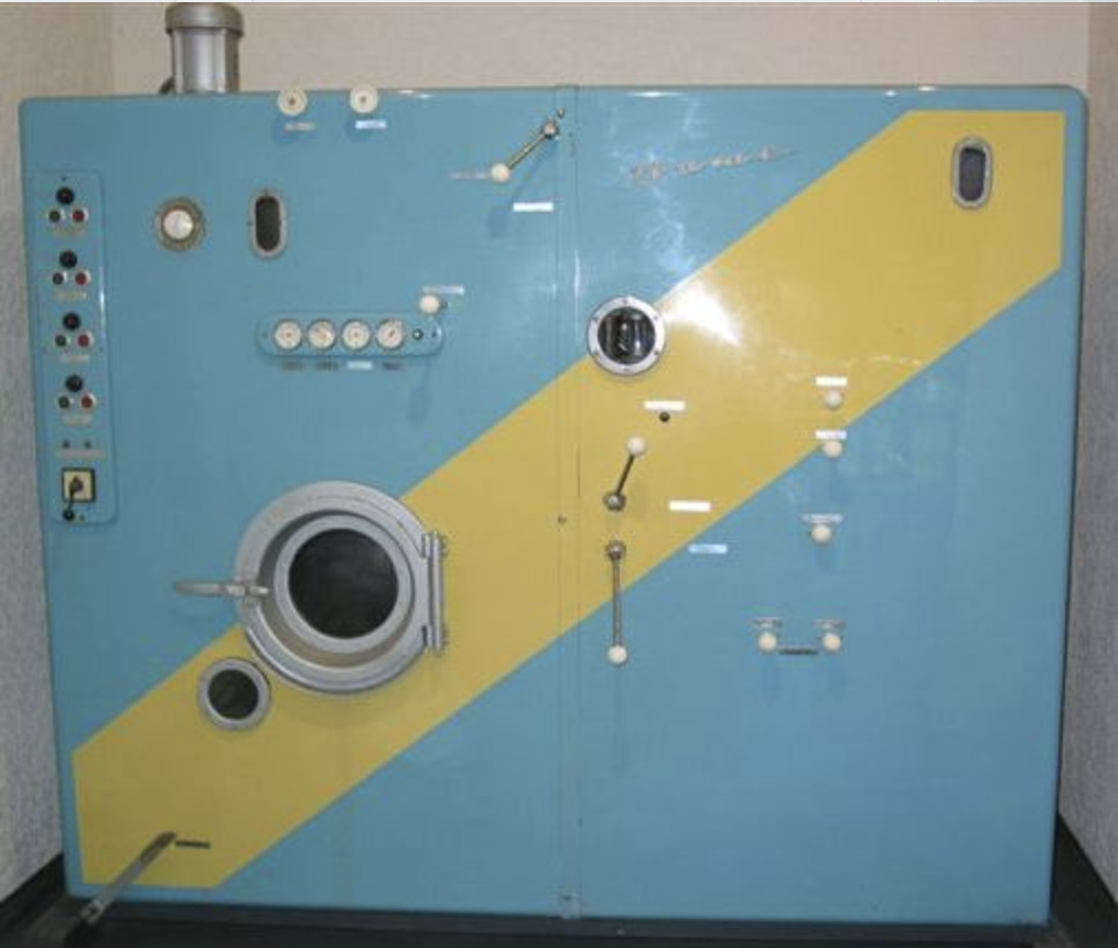 3rd generation light blue drycleaning machine