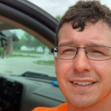 Headshot of field professional Boaz Schachaf